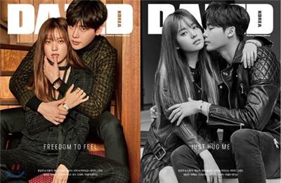 데이즈드 앤 컨퓨즈드 코리아 Dazed & Confused Korea (월간) : 11월 [2016]