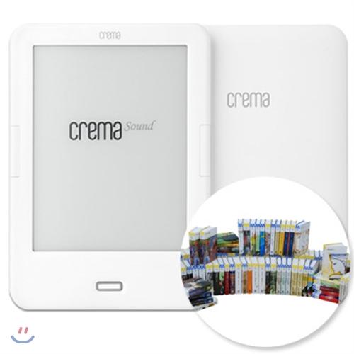 예스24 크레마 사운드 (crema sound) + 열린책들 세계문학 180 (전180권) eBook 세트
