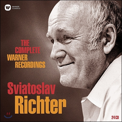 Sviatoslav Richter 스비아토슬라브 리히터 워너 녹음 전집 (The Complete Warner Recordings)