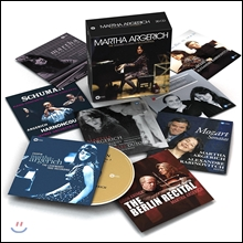 Martha Argerich 마르타 아르헤리치 워너 녹음집 (The Warner Classics Recordings)