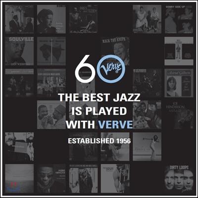 버브 60주년 기념 한정반 (The Best Jazz Is Played With Verve) [3LP]