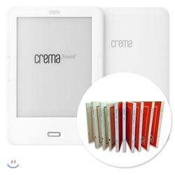 예스24 크레마 사운드 (crema sound) + 범우문고 베스트 50 eBook 세트