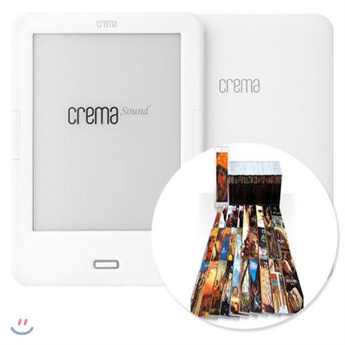 예스24 크레마 사운드 (crema sound) + 시공디스커버리 총서 베스트 6~10 (전50권) eBook 세트