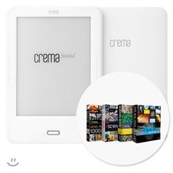 예스24 크레마 사운드 (crema sound) + New 내셔널지오그래픽 세상의 모든 지식 4종 eBook 세트