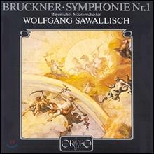 Wolfgang Sawallisch 브루크너: 교향곡 1번 (Bruckner: Symphony No.1) 볼프강 자발리쉬