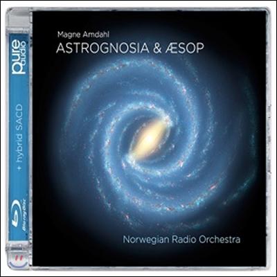 Norwegian Radio Orchestra 마그네 암달: 아스트로그노시아 & 아에소프 파블러 (Magne Amdahl: Astrognosia & Aesop) 노르웨이 방송교향악단