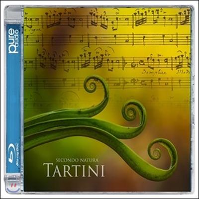 Imsen Sigurd 타르티니: 바이올린 소나타 '악마의 트릴' 외 (Giuseppe Tartini: Secondo Natura - Violin Sonatas 'Teufelstrillersonate')