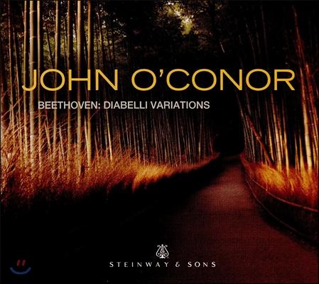 John O'Conor 베토벤: 디아벨리 변주곡 (Beethoven: Diabelli Variations, Op. 120) 존 오코너