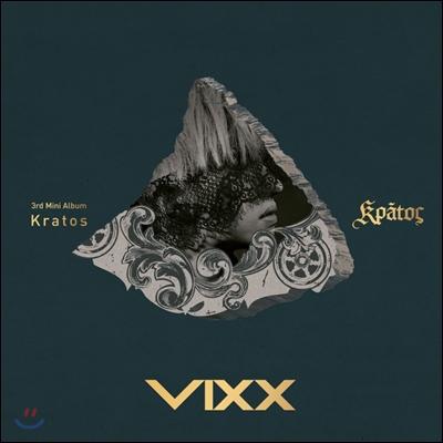 빅스 (VIXX) - 미니앨범 3집 : Kratos