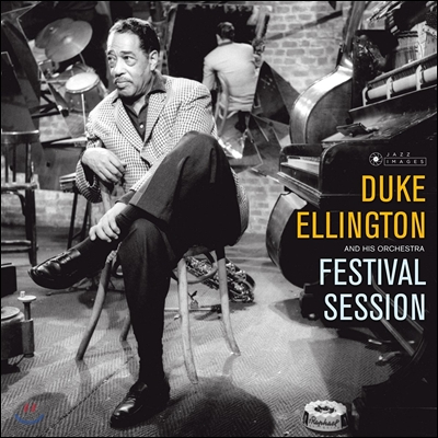 Duke Ellington (듀크 엘링턴) - Festival Session (1959년 7월 뉴포트 재즈 페스티벌 라이브) [LP]