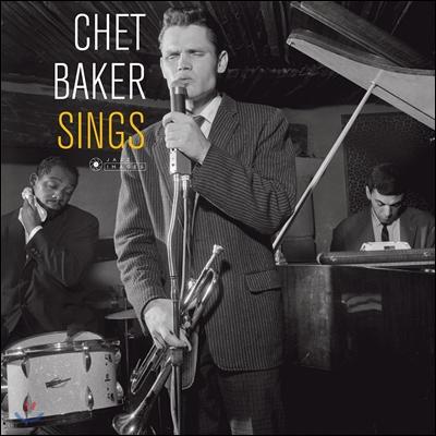 Chet Baker (쳇 베이커) - Sings [LP]