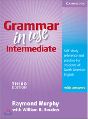 Grammar In Use Intermediate with Answers, 3/E