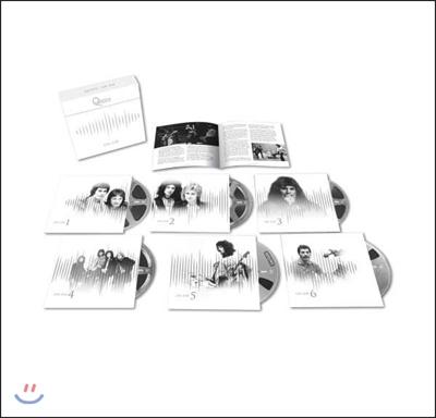 Queen (퀸) - On Air (온 에어) [6CD 디럭스 에디션 한정반]