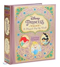 Disney Princess : A Magical Pop-up World 한정판 디즈니 프린세스 팝업북