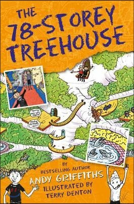 The 78 Storey Treehouse (영국판)