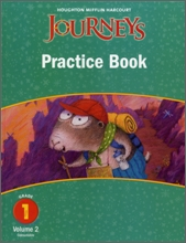 Journeys Practice Book Grade 1, Vol.2
