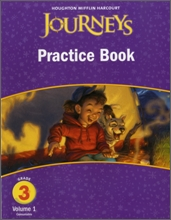 Journeys Practice Book Grade 3, Vol.1