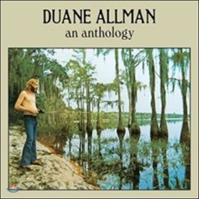 Duane Allman (듀안 올맨) - An Anthology [2LP]