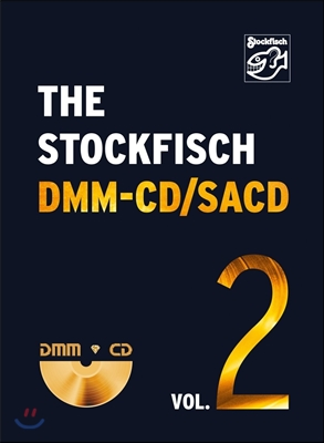 The Stockfisch DMM-CD/SACD Vol. 2 (슈톡피쉬 DMM-SACD 2집)