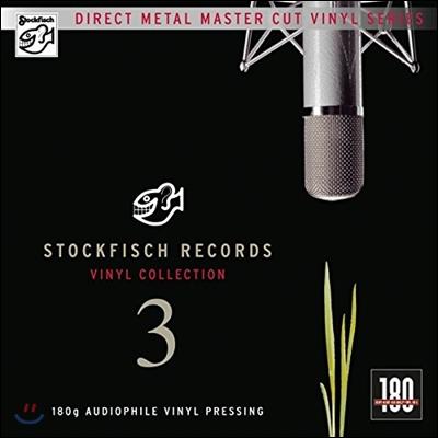 Stockfisch Records Vinyl Collection Vol.3 (슈톡피쉬 바이닐 컬렉션 3집) [LP]