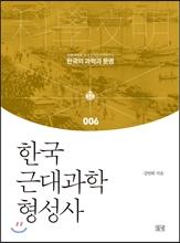 한국 근대과학 형성사