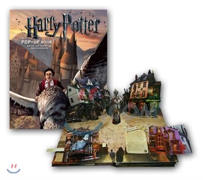 Harry Potter : A Pop-up Book : 해리 포터 팝업북