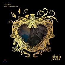 빅스 (VIXX) - VIXX 2016 Conception KER Special Package [Limited Edition]