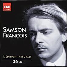 EMI 녹음 전집 - 상송 프랑스와