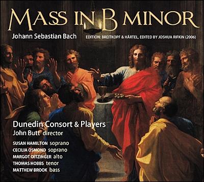 John Butt 바흐: B단조 미사 (Bach: Mass in B minor, BWV232)