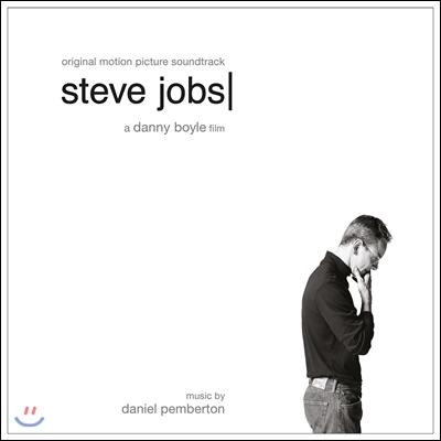 스티브 잡스 영화음악 (Steve Jobs OST - Music by Daniel Pemberton 다니엘 펨버튼) [2LP]