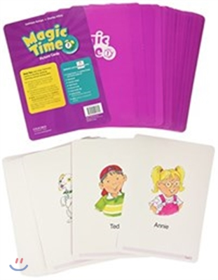 Magic Time 1 Picture Cards [2nd Edition]