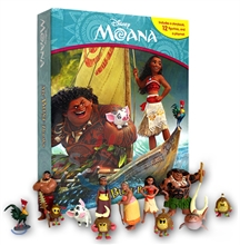 Disney Moana Busy Book 디즈니 모아나 비지북