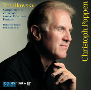 [미개봉] Christoph Poppen / 차이코프스키 : 교향곡 6번, '햄릿'서곡 (Tchaikovsky : Symphony No. 6) (수입/미개봉/OC761)