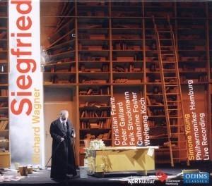 [미개봉] Simone Young / 바그너 : 지크프리트 (Wagner : Siegfried) (4CD/수입/미개봉/OC927)