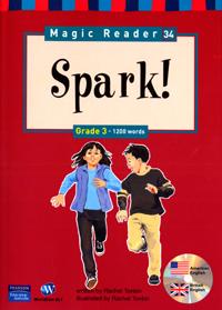 Spark! (교재 + CD 1장, paperback)