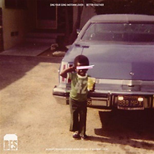 브라운 아이드 소울 (Brown Eyed Soul) - It' Soul Right [투명 컬러 한정판 LP][반품 절대불가][미개봉][무료배송]