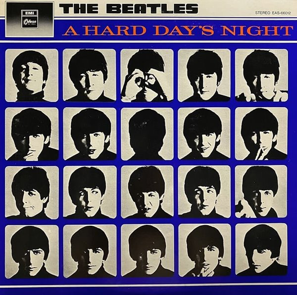 [LP] The Beatles - A Hard Day's Night