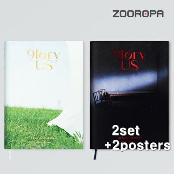 [2종세트/2포스터/미개봉] 에스에프나인 SF9 미니앨범 8집 9loryUS