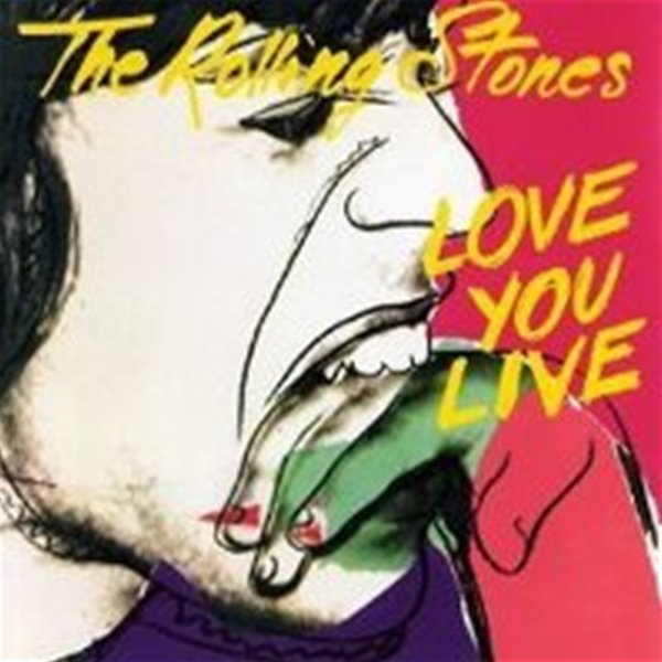 Rolling Stones / Love You Live (2CD/수입)