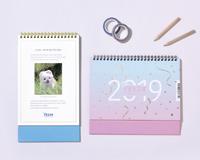 2019 YES24 탁상달력(2종) 특별판매