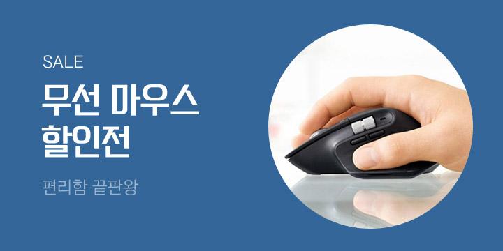 [디지털] 무선 마우스 할인전