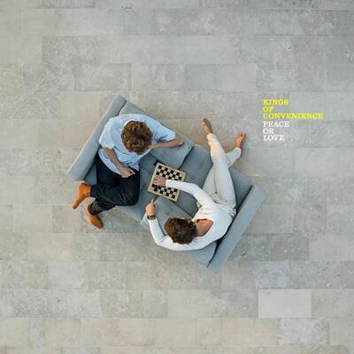Kings Of Convenience (킹스 오브 컨비니언스) - Peace Or Love [LP]