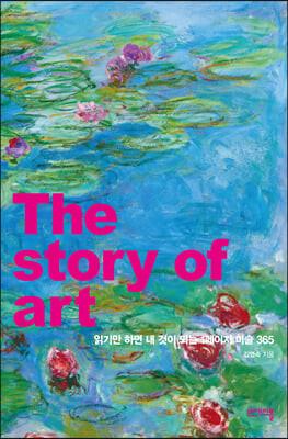 [예스리커버] 읽기만 하면 내 것이 되는 1페이지 미술 365