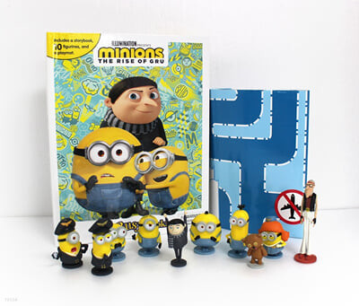 Minions 2 My Busy Book