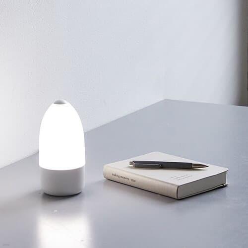 [한샘몰X프리즘] LED 캡슐 무드등