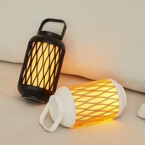 [한샘몰X프리즘] LED 충전식 랜턴 무드등(2종/택1)