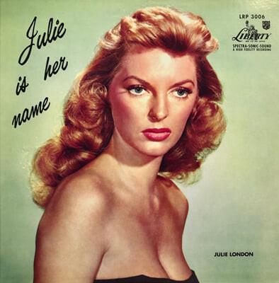 Julie London (줄리 런던) -  Julie is Her Name [2LP]