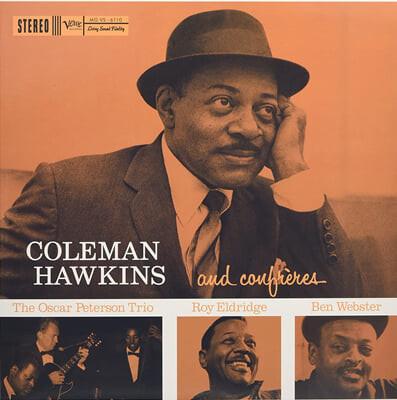 Coleman Hawkins (콜먼 호킨스) - Coleman Hawkins and Confreres [2LP]