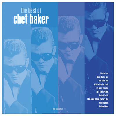 Chet Baker (쳇 베이커) - The Best of Chet Baker [실버 컬러 LP]