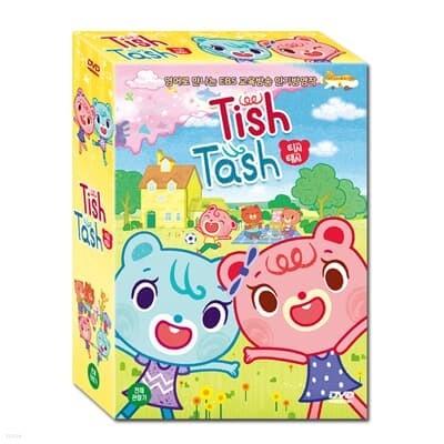 티시태시 Tish Tash 7종세트